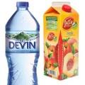 Сокове, вода и безалкохолни