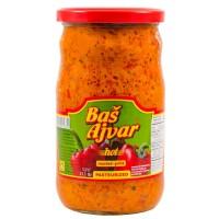 Ajvar Hot Homemade Style Bas 680g / 24oz
