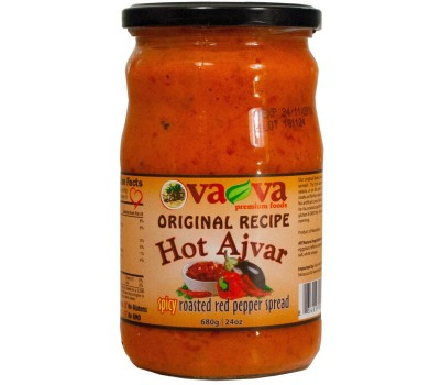Айвар лют оригинална рецепта VaVa 680г / 24oz