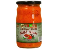 Ajvar Mild Original Recipe VaVa 680g / 24oz