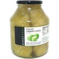 Cabbage Leaves Pickled Konex 51.8oz