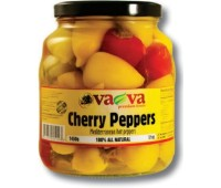 Cherry Peppers Pickled VaVa 1450g / 51oz