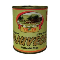 Djuvech Vegetable Mix Can VaVa 840g / 29.5oz