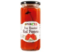 Fire Roasted Red Peppers VaVa 490g / 17.3oz