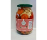 Pickled Vegetables King Salad Balkan Gardens 950g