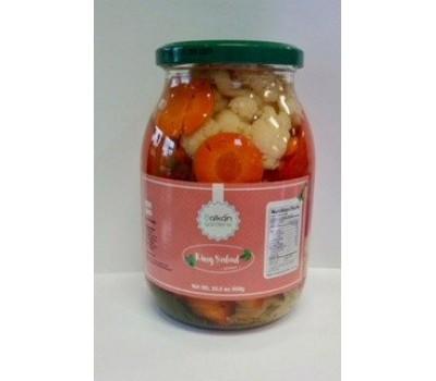 Pickled Vegetables King Salad Balkan Gardens 950g