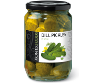 Kosher Dill Pickles Konex 24oz