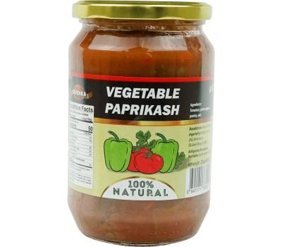 Paprikash Vegetable Mix Serdika 650g / 23oz