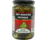 Roasted hot peppers Serdika 280g / 9.8oz