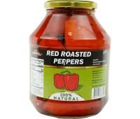 Roasted Red Peppers Serdika Peeled 1600g / 56.80oz