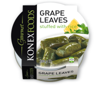 Stuffed Grape Leaves with Rice Konex 9.9oz