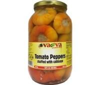 Доматени пиперки пълнени със зеле VaVa 2450г / 86.5oz