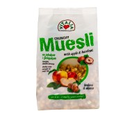 Crunchy Muesli Apple & Hazelnut Vitalia 320g / 11.28oz