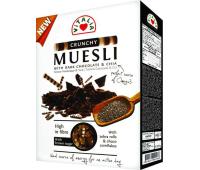 Crunchy Muesli Chocolate & Chia Vitalia 350g / 12oz