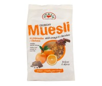Crunchy Muesli Chocolate & Orange Vitalia 320g / 11.28oz