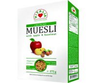 Crunchy Muesli Hazelnut & Apple Vitalia 375g / 13oz