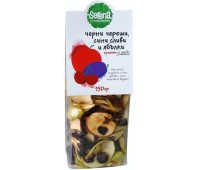 Dried Fruits Mix Plums, Black Cherries & Apples Serena 150g