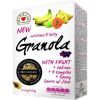 Гранола с плодове Vitalia 350г / 12oz