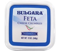 Crumbled Bulgarian Cow Cheese Bulgara 12oz