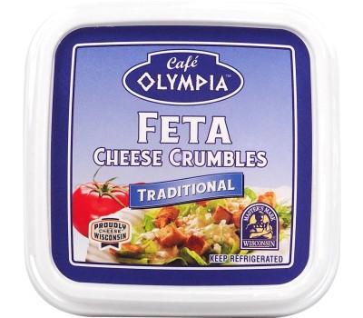 Feta Cheese Crumbles Café Olympia 284g / 10oz