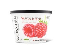 Whole Milk Bulgarian Yogurt with Raspberry YoBul 0.47l / 16oz