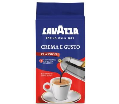 Lavazza Crema e Gusto Ground Coffee 250g / 8.8 Oz