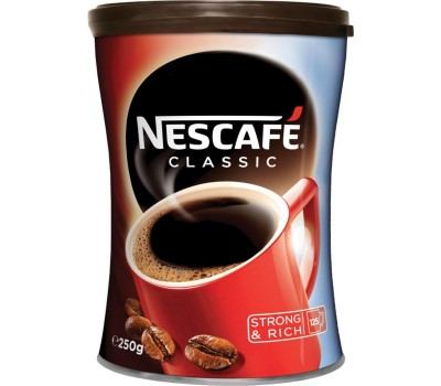 Nescafe Classic Instant Coffee Can 250g / 8.8 Oz