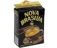Nova Brasilia Espresso Gold Coffee 200g / 7oz