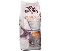 Nova Brasilia Privilege Whole Bean Coffee 1kg / 35.27 Oz