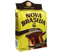 Nova Brasilia Turkish Style Ground Coffee 200g / 7oz
