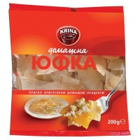 Yufka Noodles Homemade Style Krina 200g