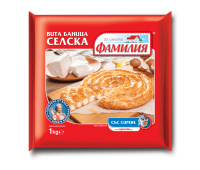Feta Cheese Pie Country Style Bulgarian Banitsa Bella 900g