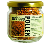 Bee Pollen Dried SeeBees 125g