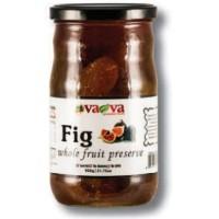 Сладко от зелени смокини с цели плодове VaVa 900г / 31.75oz