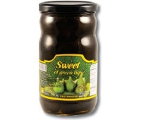 Green Fig Whole Fruit Preserve Diem 900g / 31.7oz