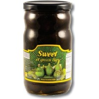 Сладко от цели зелени смокини Diem 900г / 31.7oz