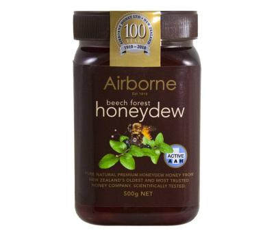 Манов мед Health Airborne 500г / 17.5oz