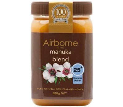 Мед от манука смес 25+ Airborne 500г / 17.5oz