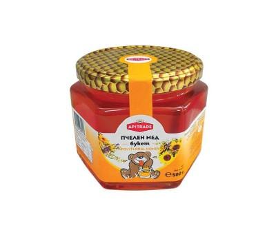 Polyfloral Honey Apitrade 500 g