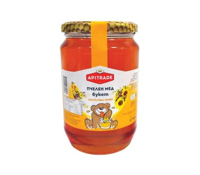 Polyfloral Honey Apitrade 900 g