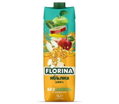 Сок Florina ябълка 1л