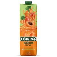 Сок Florina кайсия 1л