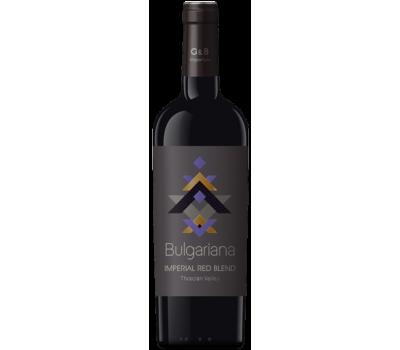 Imperial Red Blend Bulgariana червено вино