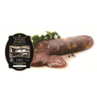 Banski Starets Dry Cured Pork Flat Sausage Hebros Foods  0.68-0.78 lb