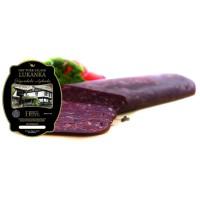 Karlovska Lukanka Dry Pork Salami  Hebros Foods 0.65-0.75 lb