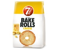 Bake Rolls 7Days Cheese 112g / 3.95oz