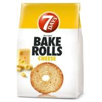 Bake Rolls 7Days Cheese 112g / 3.95oz