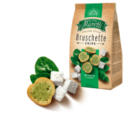 Bruschette bites Maretti Spinach and Cheese 70 g