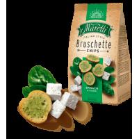 Bruschette bites Maretti Spinach and Cheese 70 g