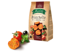 Bruschette bites Maretti Tomato and Olives 70 g